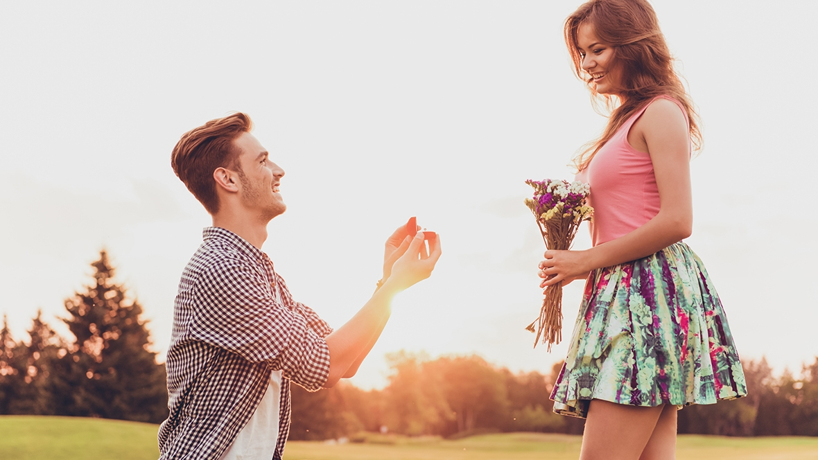 what makes a man marry you