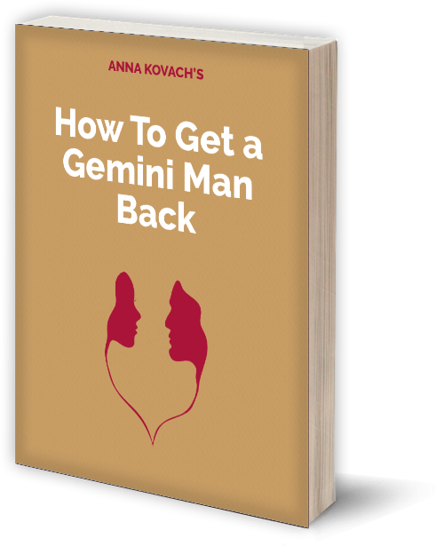 How To Get A Gemini Man Back