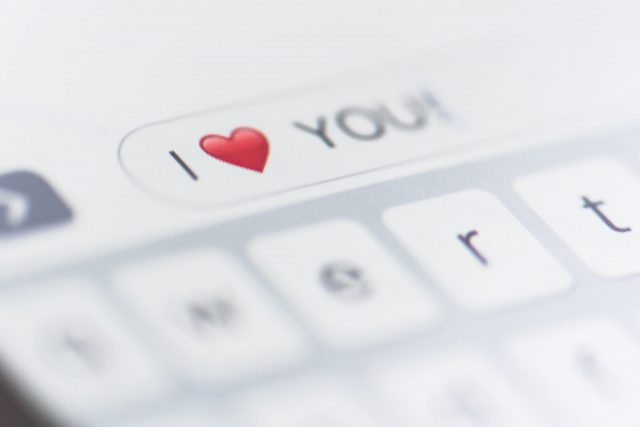 Texting A Gemini Man You Love Him