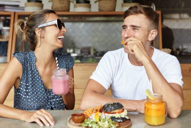 Making A Gemini Man Laugh On A Date